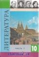 Литература 10 кл XIX век в 2х томах